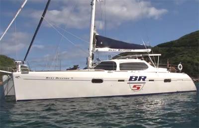 Catamaran Best Revenge