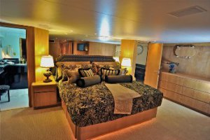 120' Freedom Yacht Charter