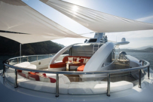 Superyacht Excellence V luxury yacht charter vacations