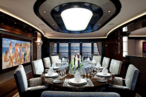 Excellence V Super Yacht Charters