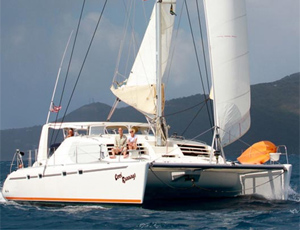Catamaran Cool Runnings