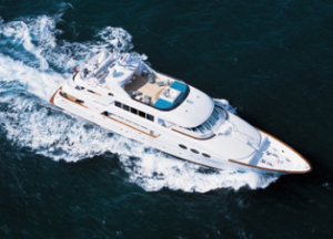 Luxury Yacht Charters on Relentless