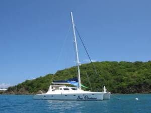 sea chateau catamaran sailboat charters