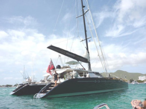 Caribbean Catamaran Wonderful