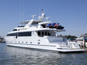 Motor Yacht Lady Sharon Gale