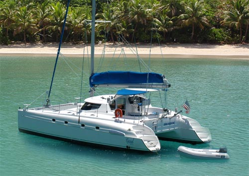 Luxury catamaran yacht charters around the world for By the cabin catamaran charters