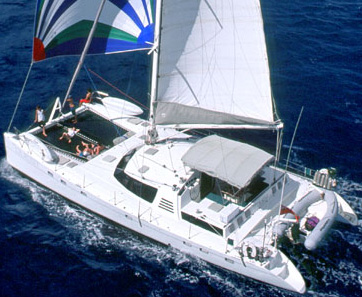 A Luxury Catamaran And Sailing Yacht For Sale In The Virgin Islands